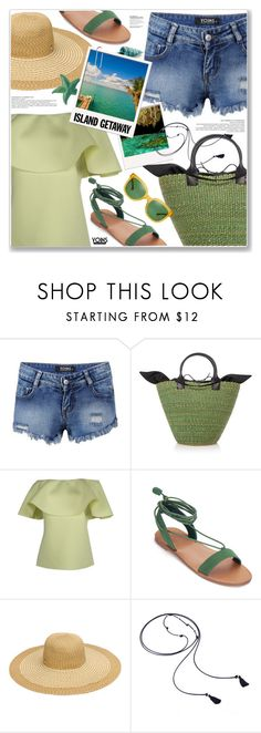 """""""LOVE YOINS"""" by nanawidia ❤ liked on Polyvore featuring Muuñ and Tory Burch"""