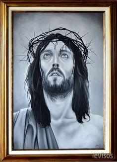 Cuadro Divino Rostro de Jesús Cuadro: Divino Rostro de Jesús Autor: Edilberto Ramirez  .. http://bogota-city.evisos.com.co/cuadro-divino-rostro-de-jesaos-id-487571
