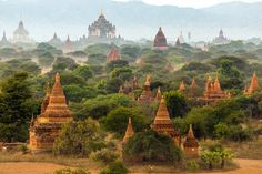 A tourist's account: How Myanmar's recent earthquake put Bagan on the tourist map - Travel Wire Asia Laos, Recent Earthquakes, Places To Travel, Places To Visit, Tourist Map, Yangon, Great Wall Of China, Ancient Ruins, Countries Of The World