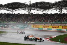 Sepang, Malaysian GP.