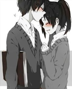 Image result for anime couple