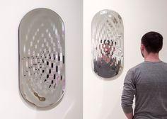 Pixelate Mirror : Andrew O'Mara