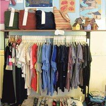 RENEGADE HANDMADE  The bricks-and-mortar outpost of the famous crafts fair of the same name, this tiny store is packed with handmade things, including adorable stationery and cute canvas totes.      1924 W. Division St., 773-227-2707, renegadehandmade.com