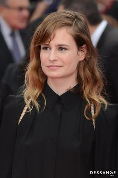 Christine and the Queens (Photo Serge Arnal) #Deauville2014 #DESSANGE