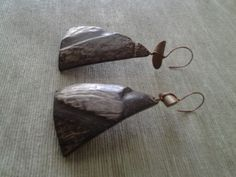 Kfleye wooden earrings