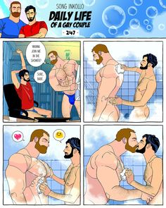 Shower by Inkollo