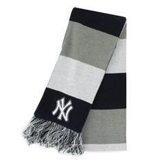 New York Yankees '47 Brand Baker Scarf $29.99 http://www.fansedge.com/New-York-Yankees-47-Brand-Baker-Scarf-_1544210910_PD.html?social=pinterest_pfid66-37458
