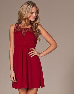 JEANE BLUSH / SAGA LACE DRESS  GBP 40,50