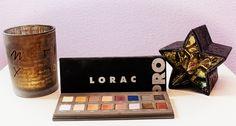 Review Lorac 1 + 2 Palette