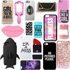 Cool Phone cases by tara-neeft on Polyvore featuring polyvore, interior, interiors, interior design, home, home decor, interior decorating, STELLA McCARTNEY, Moschino, Forever 21, Casetify, Valfré, LAUREN MOSHI, Missguided, Lipsy, ASOS and H&M