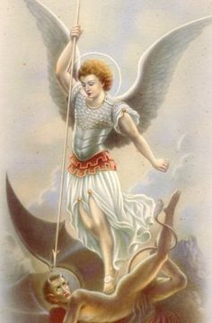 The Chaplet of Saint Michael, the Archangel Archangels: Michael, Jophiel, Chamuel, Gabriel, Raphael, Uriel, Zadekiel