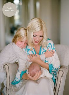 Tori Spelling: How I Get My Kids To Clean Their Rooms – Sweden With Love