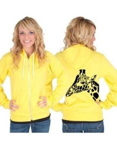 Giraffe American Apparel Hoodie:Amazon:Everything Else from Amazon. Saved to Things I want as gifts.