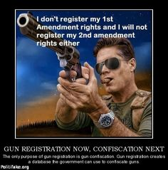 Yes it does! If I so happened to have any guns,  well golly gee, I'd certainly not register them...Jus Sayin guys ;) d