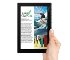 Lenovo Yoga Book: La estrella emergente de IFA 2016