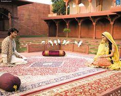 ***<3***Jodhaa Akbar***<3*** Looove this scene!