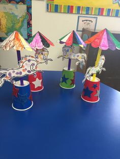 Horse under the big top- Rafik Makhloufi - Anaokulu Dünyam Circus Theme Crafts, Circus Crafts Preschool, Carnival Crafts, Toddler Crafts, Preschool Music, Projects For Kids, Crafts For Kids, Arts And Crafts, Paper Crafts