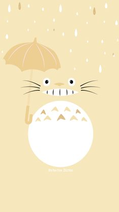 Totoro jaune