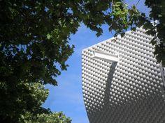 Muestra fachada Centro Botín. Santander