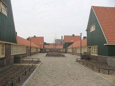 W.M. Dudok, elfde Gemeentelijke Woningbouw, Duivenstraat, Hilversum 1927-1928