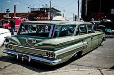 1960 Chevy wagon