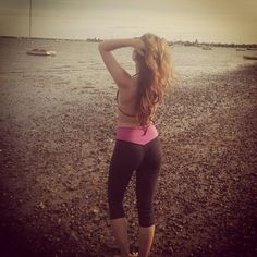 Summer, please #summer #body #nike #motivation #hair #beauty