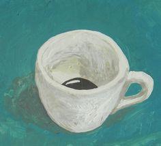 coffee Tea Cups, Illustrations, Coffee, Tableware, Kaffee, Dinnerware, Illustration, Tablewares, Cup Of Coffee