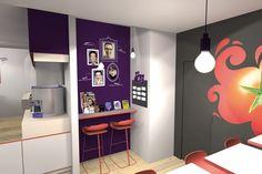 MOSWO | le retail | Nooi | design | espace | concept | relooking | identité visuelle | logotype | packaging | pâtes | restauration | Restaurant, Divider, Creations, Boutiques, Room, Packaging, Culture, Furniture, Home Decor