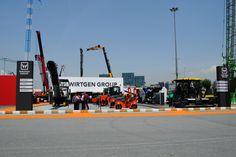 WIRTGEN - CNR EXPO  #ankomak #wirtgen #stand #design #fair #fuar #booth #exhibition # idilbanu #space #solution