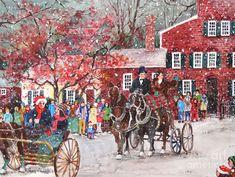 Nice Comments, Winter Beauty, Woodstock, Fine Art America, Original Paintings, Instagram Images, Wall Art, Artist, Artwork