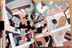 Kikanetsu - Daisuke Richard Art Book Review Aesthetic Drawing, Book Aesthetic, Aesthetic Anime, Retro, Cute Anime Pics, Environmental Art, Anime Scenery, Anime Art Girl, Cute Drawings