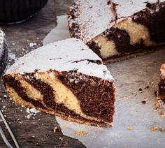 Torta Marmolada con Maizena