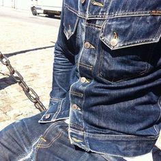 Nudie Conny Denim Jacket #nudie #jackets #denim @unionclothing