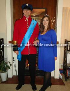 95 best popular celebrity halloween costumes images on pinterest coolest prince william and kate middleton couple costume solutioingenieria Images