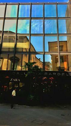 Riflessi in Galleria Bardelli di Alessandro Sgarfino Meloni