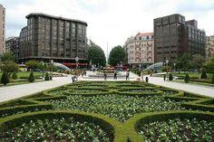 Plaza Eliptica Bilbao. Del facebook