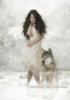 #Wolf Spirit!