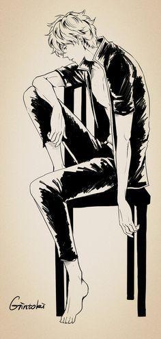 Imagem de anime, gintama, and manga