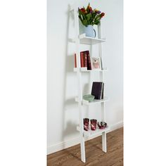Found it at Wayfair.co.uk - Sennen Tall Narrow Ladder 180cm Leaning Bookcase