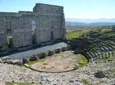 Acinipo Ruins, Ronda