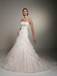 Increibles vestidos de novia baratos y originales