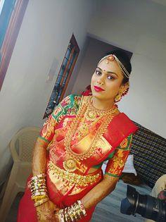 South Indian beautiful  Bride!