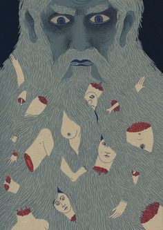 Bluebeard - e l e a n o r t a y l o r