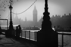 South Bank - a story of London romance.