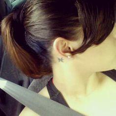 Best Pisces Tattoo Design Ideas - Hike n Dip Pisces Fish Tattoos, Pisces Tattoo Designs, Zodiac Sign Tattoos, Nape Tattoo, Hand Tattoos, I Tattoo, Pisces Moon Sign, Zodiac Signs Pisces, Leg Tattoos Women