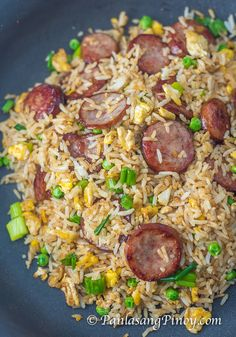 Kielbasa Fried Rice is a type of fried rice withKielbasa sausage. It is a delicious dish that is very easy to prepare. Although I ...