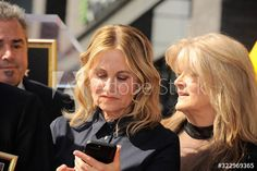 Maureen McCormick, Susan Olson at the induction ceremony for Star on the Hollywood Walk of Fame for Sid & Marty Krofft - Buy this stock photo and explore similar images at Adobe Stock Maureen Mccormick, Hollywood Walk Of Fame, For Stars, Adobe, Crushes, Stock Photos, Explore, Cob Loaf, Exploring