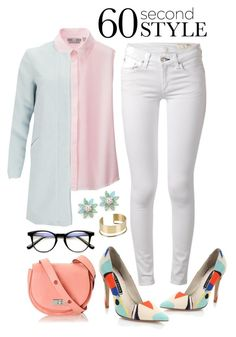 """60 SECOND STYLE"" by imelda-marcella-chandra ❤ liked on Polyvore"