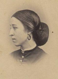 1850s hoop earrings - Google Search