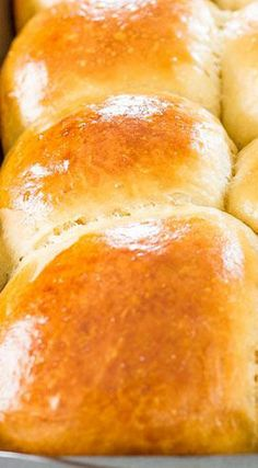 Hawaiian Sweet Rolls (serves 15) - 8 tbsp. (1 stick) unsalted butter, melted ¼ cup buttermilk ¾ cup pineapple juice ½ cup brown sugar 1 tsp vanilla extract 1 tsp coconut extract 3¾ cups - 4 cups all-purpose flour 1 packet or 2¼ tsp instant yeast 1 tsp salt ¼ tsp ground ginger 2 eggs + 1 yolk, room temperature 1 egg for egg wash